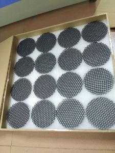 Custom Size Black Color Aluminum Honeycomb Louvers pictures & photos
