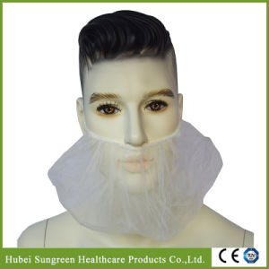 Disposable Nonwoven Beard Cover with Double Elastic pictures & photos
