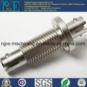 Made in China Customized Aluminium CNC Machined Screw Rods pictures & photos