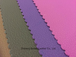 Classic Automotive PVC Leather for Car Seat Covered and Interior Decoration pictures & photos