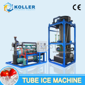 Guangzhou Koller Industrial Tube Ice Machine with 10 Tons Capacity pictures & photos
