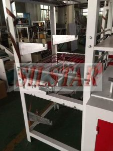 DBDR-500 T-Shirt Bag Machine with 2 Printing Film pictures & photos