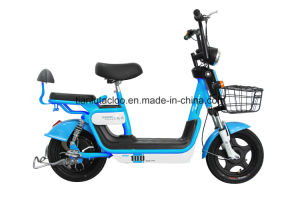 Low Price and High Quality Electric Scooter with Pedals Made in China