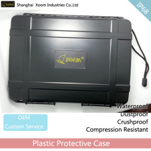 Plastic Waterproof Laptop Case Watertight Tablet Case Protective Gadgets Case pictures & photos