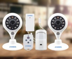 Smart Home Surveillance for Security System Hsk-C2 pictures & photos