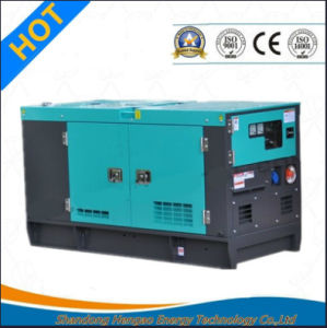 10kw Silent Diesel Generator with Perkins Engine pictures & photos
