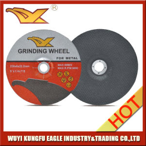 9′ Depressed Grinding Wheel for Stone and Glass with En12413 pictures & photos