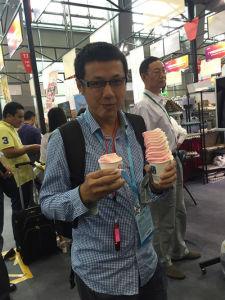 Ice Cream Machine/Soft Ice Cream Machine R3140 pictures & photos