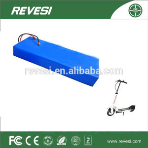 China Supplier 36V10ah Lithium Ion Battery for Electric Scooter pictures & photos
