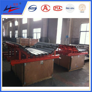 Multi Conveyor Impact Bed Buffer Bed Designed for Belt Conveyor Heavy Loading pictures & photos
