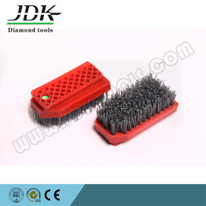 Jdk Frankfurt Type Diamond Steel Brush pictures & photos