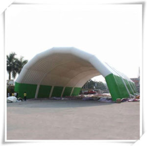 Inflatable Lawn Tent Inflatable Camping Tunnel Tent for Event