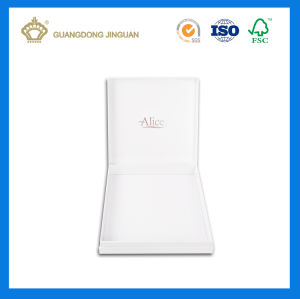 High Quality Cosmetic Package Paper Box (logo with silver foil) pictures & photos