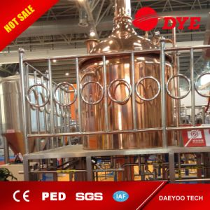 1000L Beer Brewing Equipment/Beer Machine/Turnkey Beer Brewery System pictures & photos