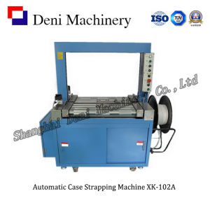 Automatic PP Ribbon Case Strapping Machine (XK-102A)