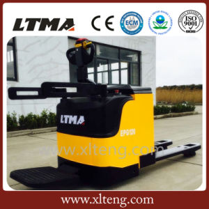 Ltma Pallet Lifter 2 Ton Electric Pallet Price pictures & photos
