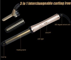 Professional Curling Brush Wand pictures & photos