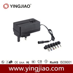 24W DC Variable Power Adapter with Ce UL pictures & photos