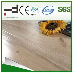 12mm Laminate HDF Hand-Scraped Home Decoration Laminated Flooring pictures & photos