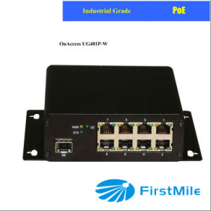 8 Ports Poe Switch Industrial Ethernet Switch pictures & photos
