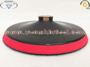 180mm Foam Backer Pads pictures & photos