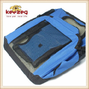 Durable Pet Dog Soft Great Kennel/ Foldable Dog Houses/Pet Travelling Carrier (KDS015) pictures & photos