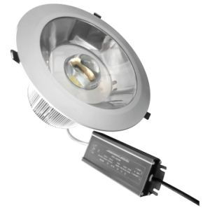 13W LED Low Profile Square Downlight with a Round PMMA Diffuser to Offer Even Light Distribution, 950lm (Dimmable) pictures & photos