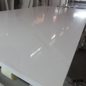Engineered Glacier White Quartz Slabs for Counter Top &Vantiy Top pictures & photos