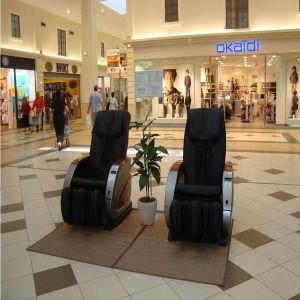 Hair Salon Vending Massage Sofa Chair Bill Operated pictures & photos