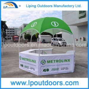 Advertising Dia 10′ Hexagonal Dome Tent pictures & photos