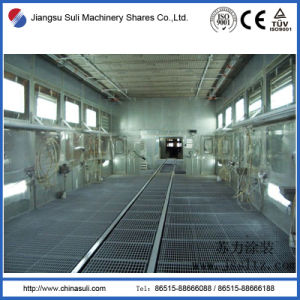 China Suli Shares Car Powder Spray Booth for Coating Line pictures & photos