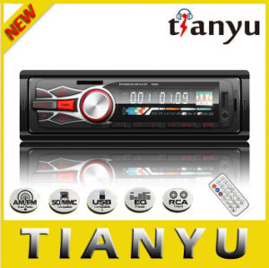 LED Display Car Radio USB MP3 FM Portable Radio Player pictures & photos
