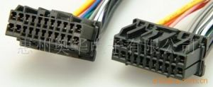 Car Wire Harnesses, OEM Orders Are Welcome, Compliant with RoHS Directive, ISO Radio Plug pictures & photos