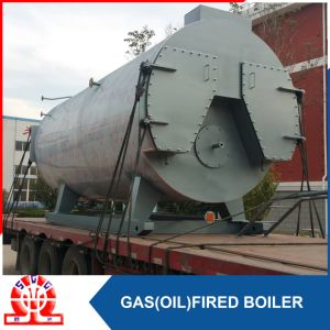 Industrial Gas Oil Steam Boiler pictures & photos