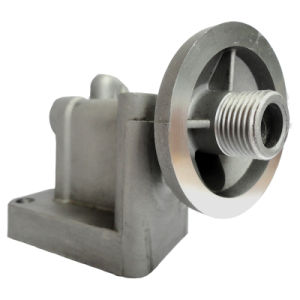 OEM High Precision Aluminum Casting with Sand Casting pictures & photos