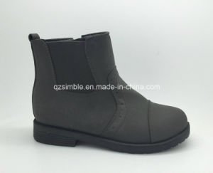 Latest Top Selling Best Quality Girls Snow Boots pictures & photos
