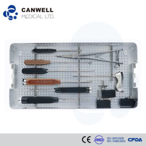 Medical Devices Ce Plif Surgical Instruments for Posterior Lumbar Interbody Fusion Cage pictures & photos