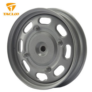 Front Steel Wheel Rim for Motorcycle Disk Brake pictures & photos