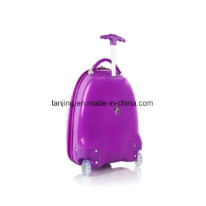 "Kids Carry on Luggage 18"" Hardcase Rolling Luggage pictures & photos"