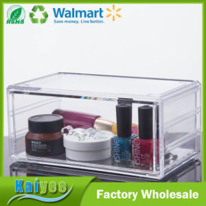 High-Capacity Storage Box Acrylic Cosmetic Makeup Organizer Box pictures & photos