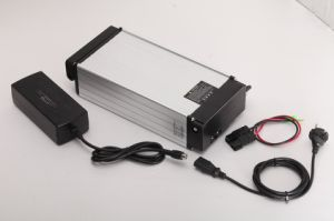 48V 20ah Lithium Ion Battery for 1000W/750W Ebike Motor Rear Rack Model pictures & photos