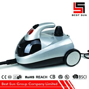 Steam Cleaner with Attachments, Home Water Jet Cleaner pictures & photos