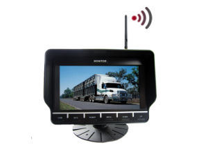 Digital Wireless Color IR CCD Rear View Camera for Truck pictures & photos