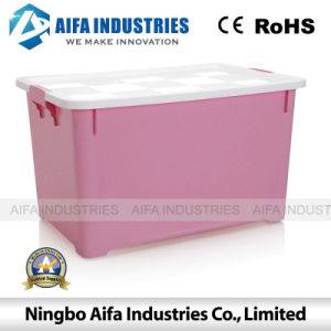 Plastic Storage Case Mould with Wheels