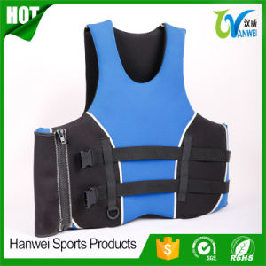 Adult Marine Work Portable Surfing Life Jacket (HW-LJ044) pictures & photos