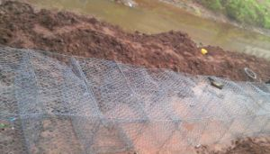 Rock Cage Retaining Wall Texture/Gabion/Reno Mattresses pictures & photos