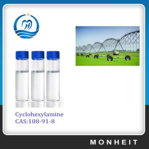 Chemical Solvent 1-Cyclohexylamine CAS: 108-91-8 for Metal Corosion Inhibitor pictures & photos