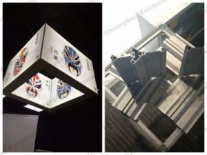 Hanging LED Fabric Light Box pictures & photos