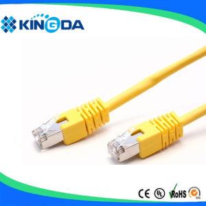 FTP STP Cat5e Cat. 5e patch cable cord CU pictures & photos