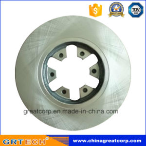 4020609g00 Chinese Auto Parts Front Brake Disc for Nissan pictures & photos